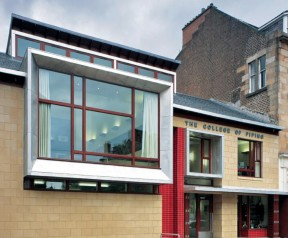 CoP facade view