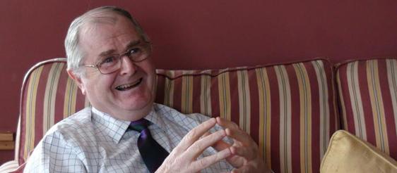 Gavin Stoddart MBE BEM Interview