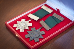 Walter Cowan, Piping Medals